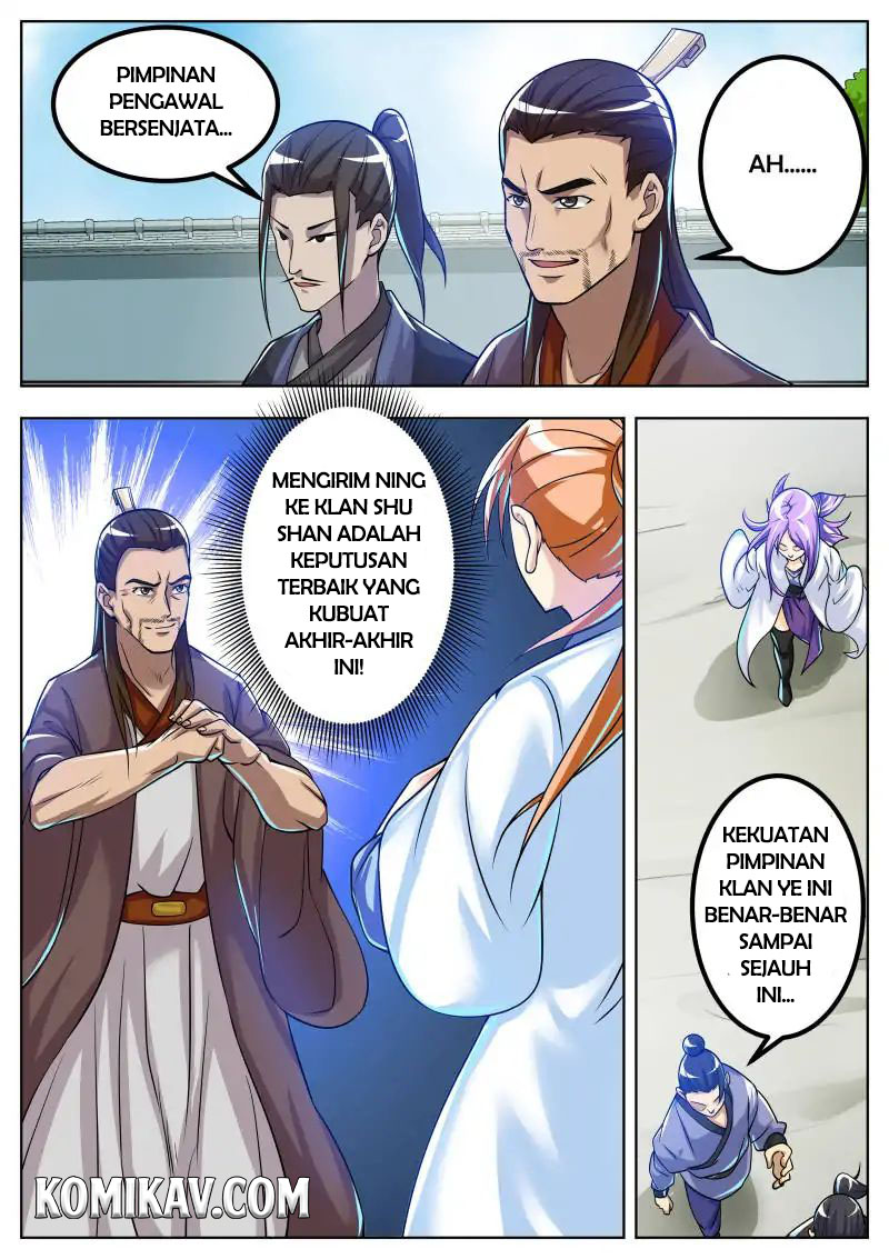 The Top Clan Leader In History: Chapter 44 - Page 5