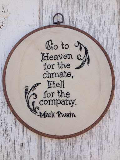 Love and life quotes by Mark Twain