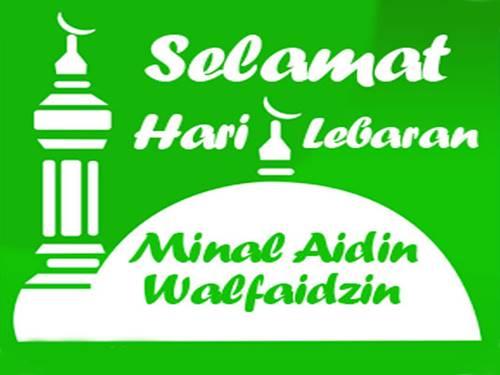 Kata Kata Whatsapp Untuk Selamat Hari Raya Idul Fitri 2020