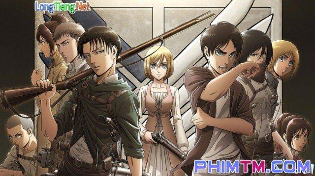 Xem Phim Shingeki No Kyojin 3 - Attack On Titan Season 3 - phimtm.com - Ảnh 1