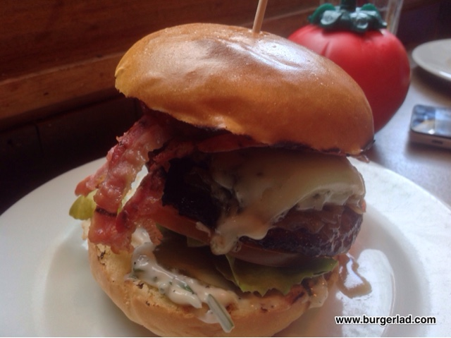 Gourmet Burger Kitchen Nola Rolla