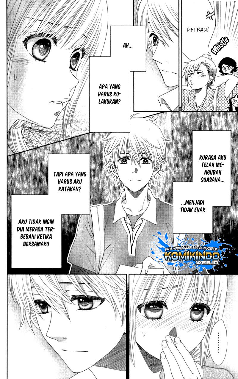 Nanoka no Kare: Chapter 15 - Page 9