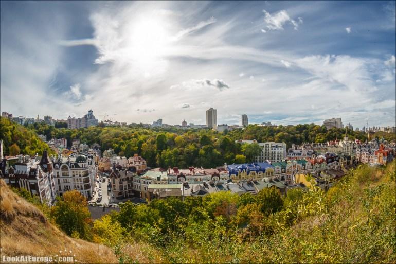 Киев, Воздвиженка | Vozdvizhenka district in Kiev | Блог LookAtIsrael.com путешествует по Украине