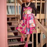 African Dresses Style Trends 2017 / 18