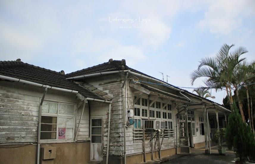 台南六甲景點,林鳳營車站-2