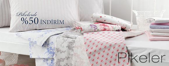 English Home 2015 Battaniye, Pike ve Romano Porselen Takımları İndirimi