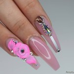 Beautiful 3D Nail Art for this Week Stylish & Popular