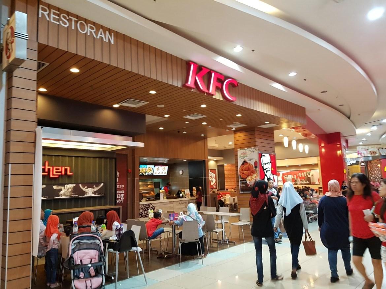 KFC Malaysia @ Selangor , Kuala Lumpur , Malaysia