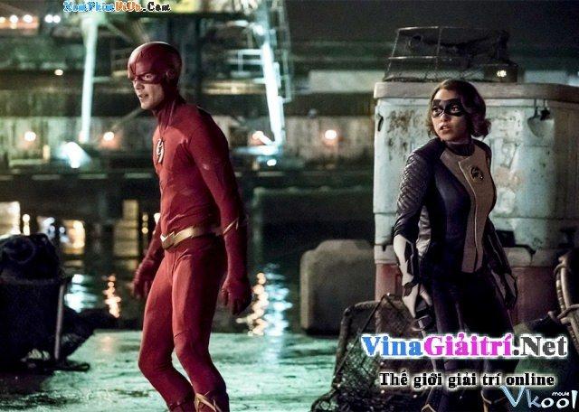 Xem Phim Người Hùng Tia Chớp 5 - The Flash Season 5 - phimtm.com - Ảnh 1