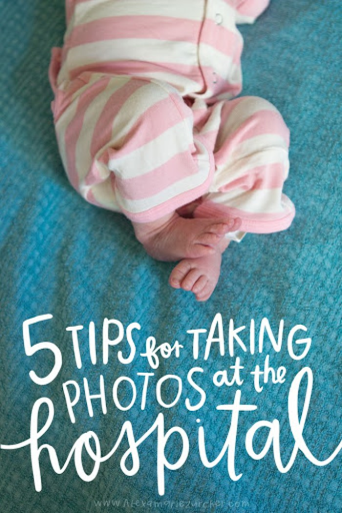 hospital picture tips