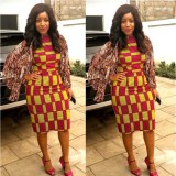 Top Ghanaian Fashion Dresses 2017