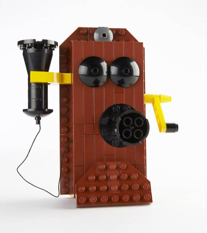 #智慧手機的歡樂聚會:LEGO x belkin iPhone 5 protective builder case 6