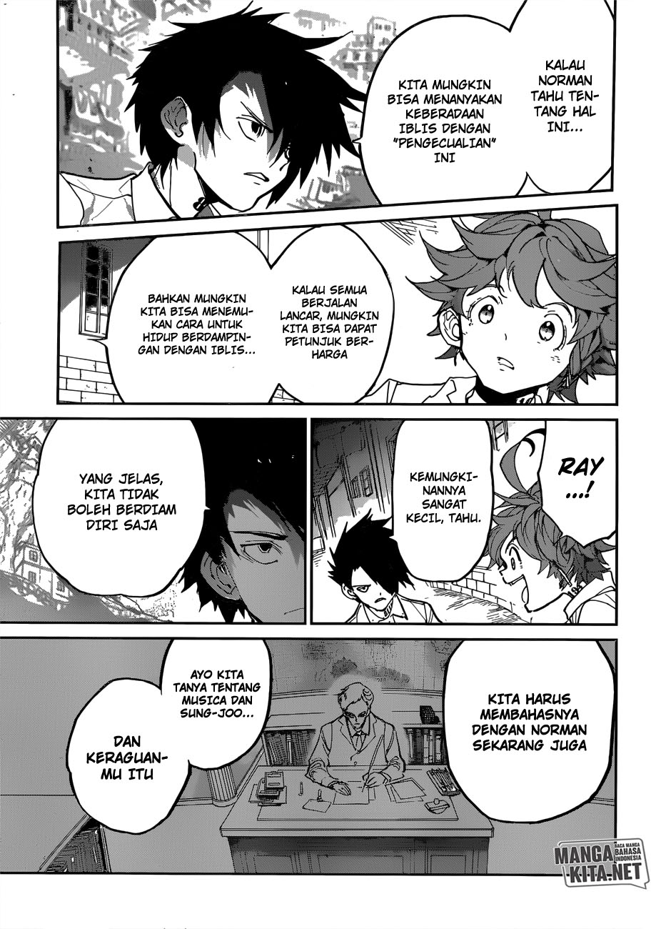 The Promised Neverland: Chapter 123 - Page 16