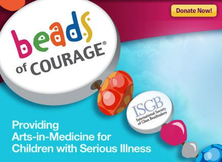 On August 24, 2015, Jeff Tate delivered eleven Beads of Courage lidded vessels to the Johns Hopkins Pediatric Oncology unit in Baltimore.  Thanks to all who donated their work.  This is a continuing MCW Program.  Please make more.