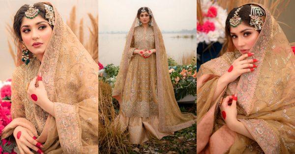 Drama Bharaas Starrer Actress Dur-e-Fishan Mesmerising Photo Shoot