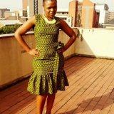 lesotho shweshwe designs new style 2017