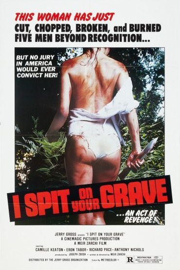 Download I Spit on Your Grave (1978) Dual Audio (Hindi-English) 480p [350MB] || 720p [900MB]
