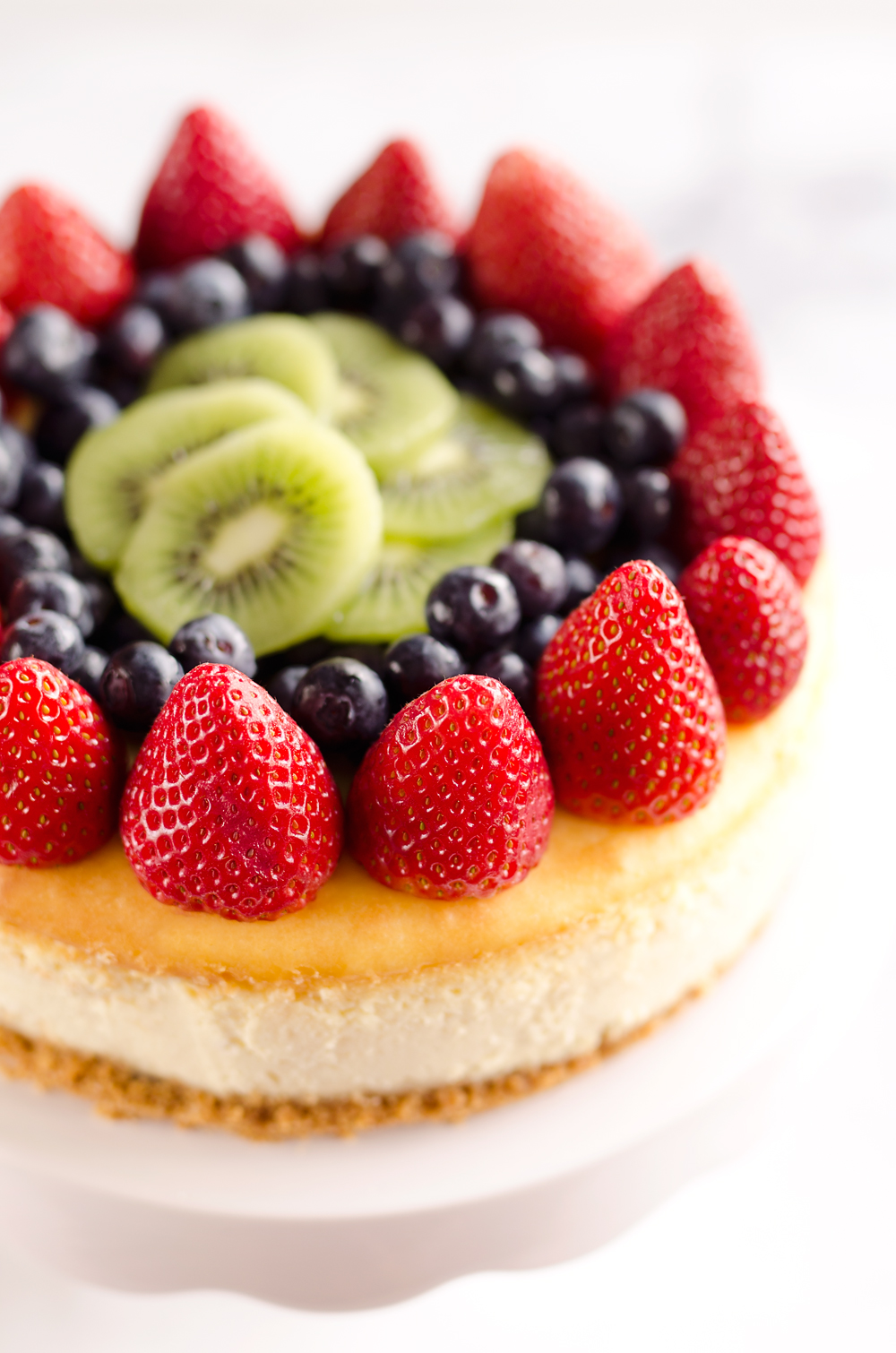 DIFFERENT WAYS TO MAKE VERY DELICIOUS FRESH-FRUIT CHEESECAKE 3