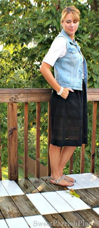 black-skirt-denim-vest1