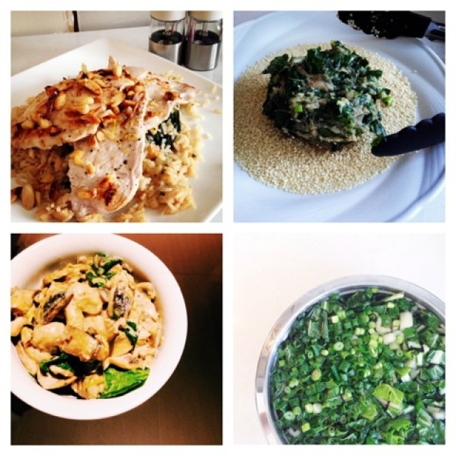Four delicious spinach recipes by GoodFoodWeek