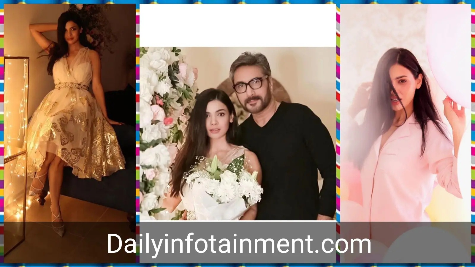 Sara Loren Birthday Celebrations with Family and friends