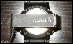 Garmin fenix connection usb