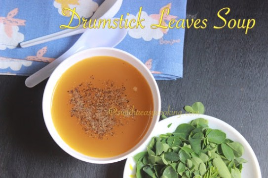 Drumstick Leaves Soup4