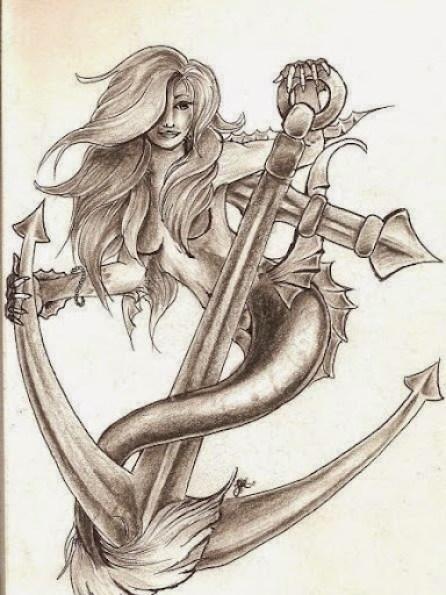 Mermaid Tattoos pictures