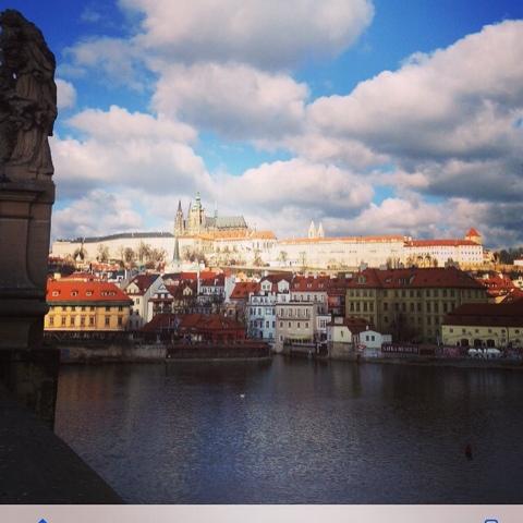 Prag... eine Reise zum Geburtstag