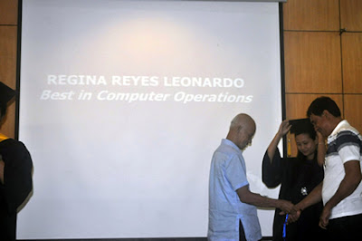 Regina Leonardo, Best in Computer Software