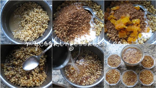 Желирано варено жито