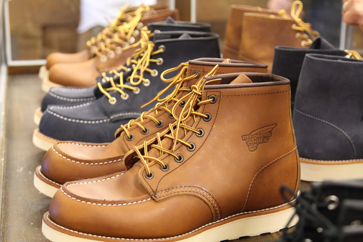 *RED WING SHOES:正式進駐忠孝SOGO! 2