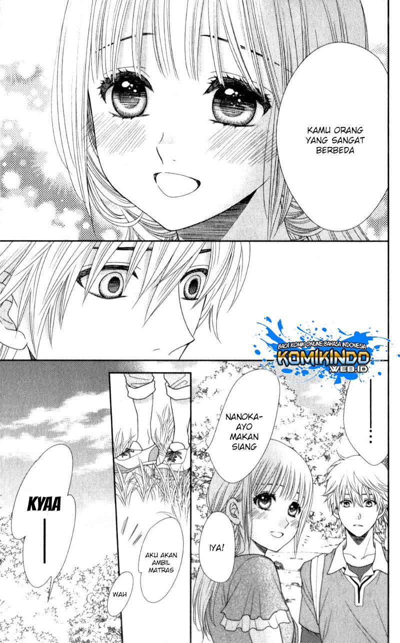 Nanoka no Kare: Chapter 15 - Page 24