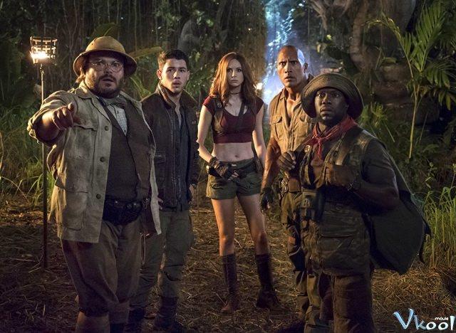 Xem Phim Jumanji: Trò Chơi Kỳ Ảo - Jumanji: Welcome To The Jungle - phimtm.com - Ảnh 3