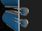 Rear Dual Laser Turrets