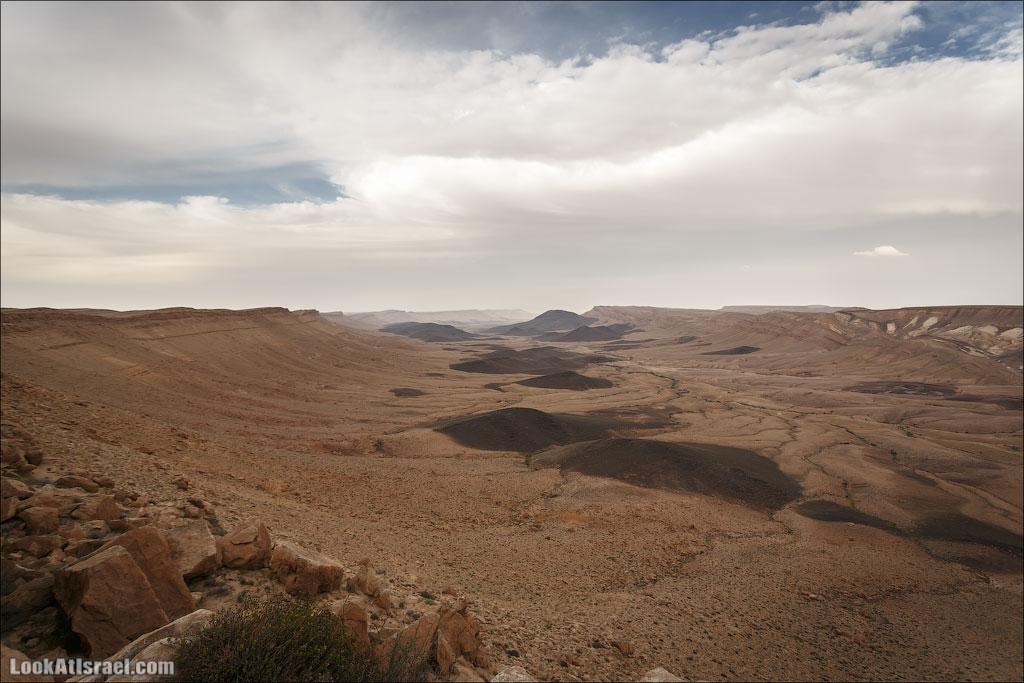 Гора Рамон и долина астронавтов