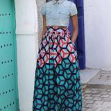Super Stylish African Skirts 2018