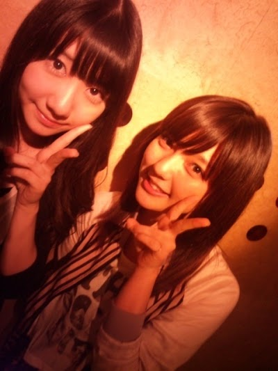 AKB48・NGT48柏木由紀と真野恵里菜(まのりえ)
