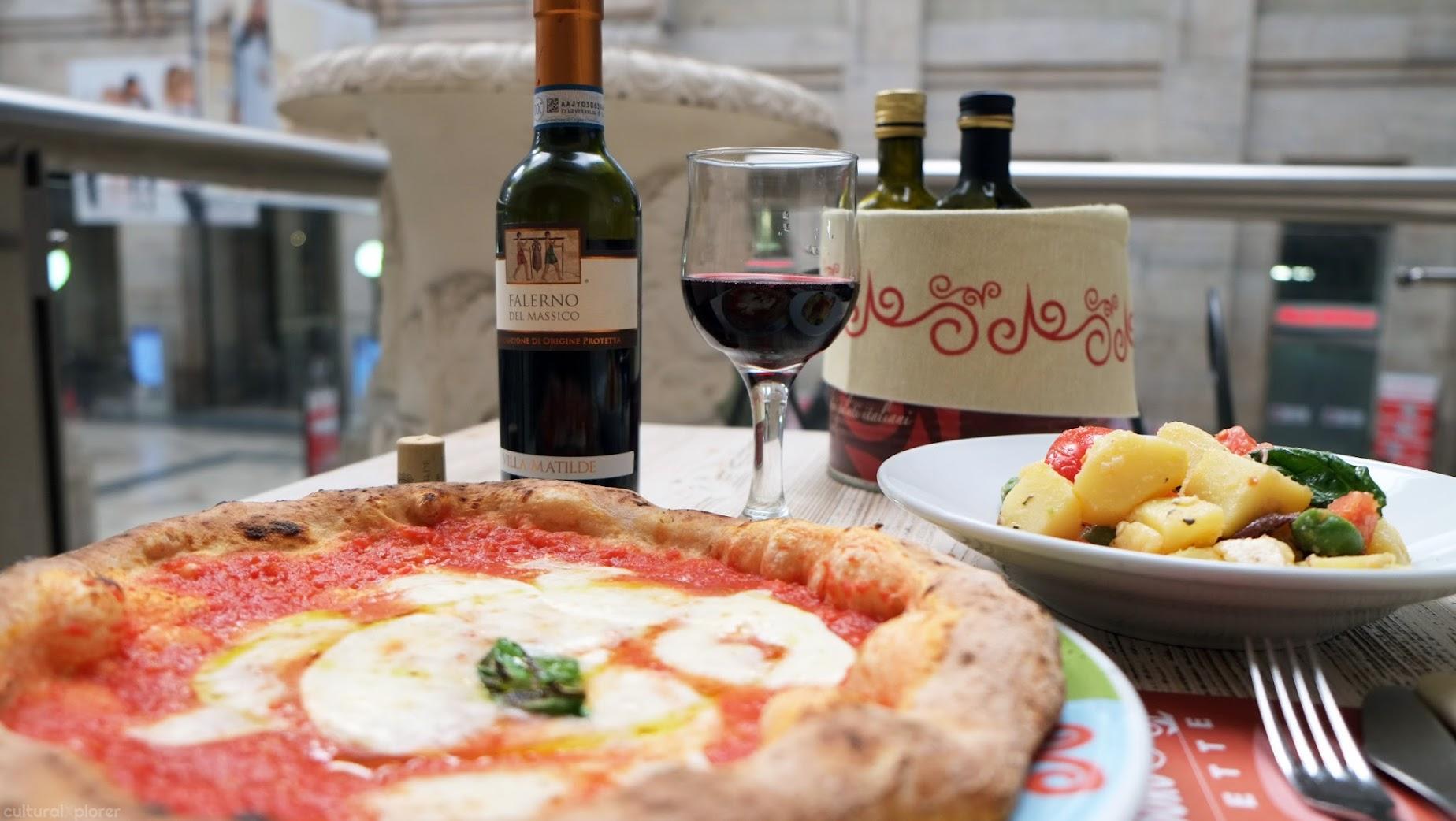 Pizza Wine Milano Centrale