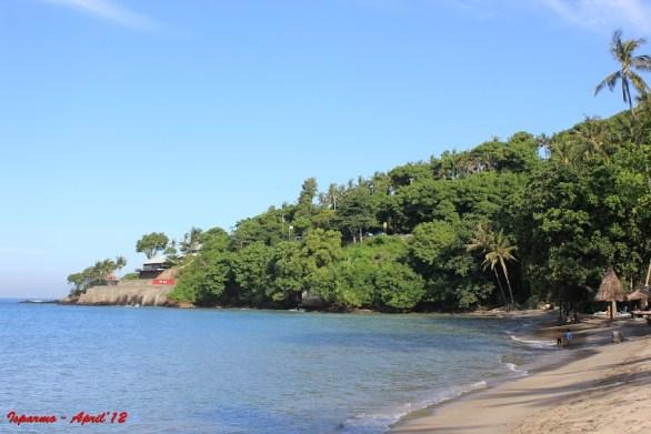 Pantai Senggigi - Lombok