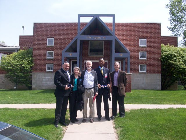 IVLP 2010 - Visit to Jewish Synagogue in IOWA - 100_0860.JPG