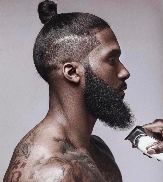 30 Modernistic Haircuts for Black Men-The formal and casual for 2018