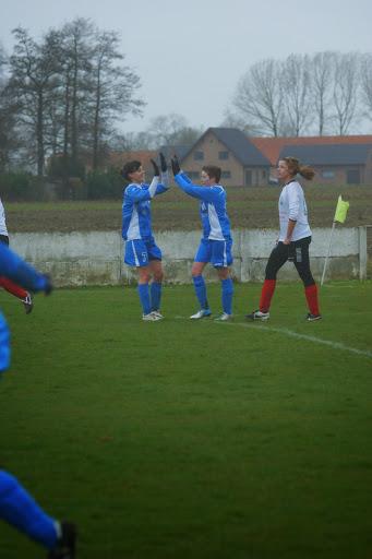 Jan Bekaert feliciteert Maaike Degraeve