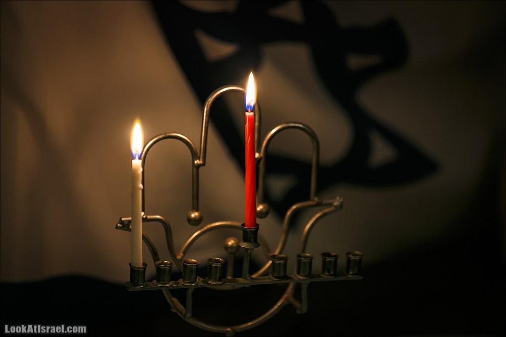 Ханукальная свеча
