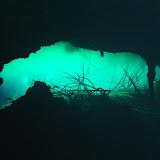 Ingång till cavern dos ojos