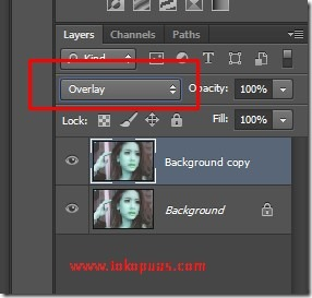 tutorial trik efek photoshop thermal effect