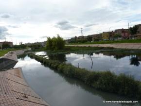 Aguas estancadas, Humedal Jaboque