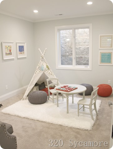 playroom paint color