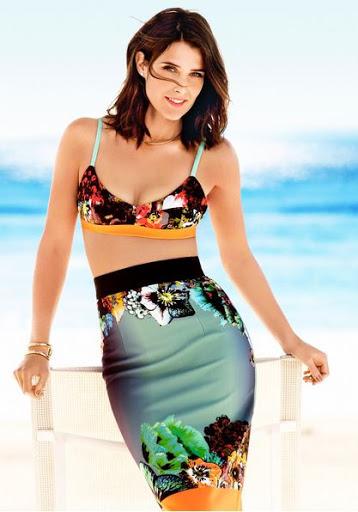 Cobie Smulders Measurement