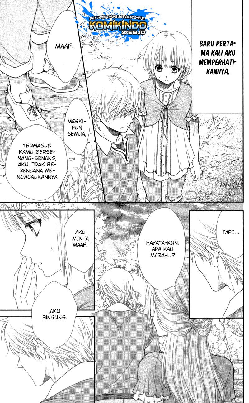 Nanoka no Kare: Chapter 15 - Page 40